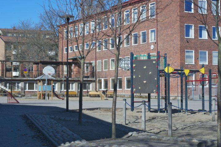 Hammarbyskolan Södra, fd Nytorpsskolan