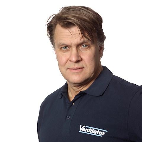 Mats Ogenborg som VD